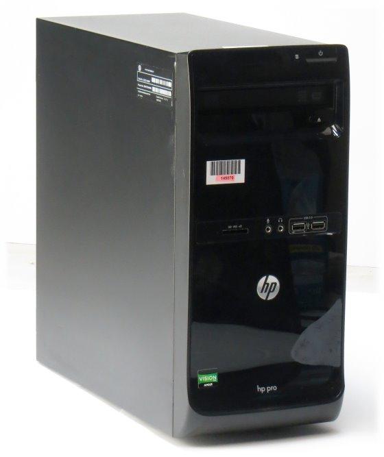 HP Pro 3505 AMD Dual Core A4-3420 2,8GHz 4GB 500GB DVD±RW Computer