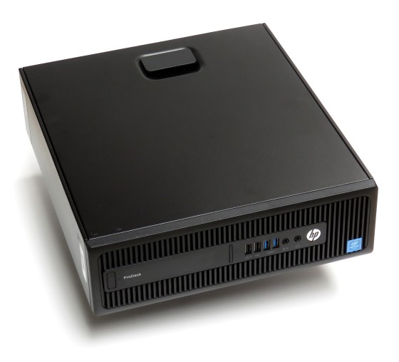 HP Pro Desk 600 G2 SFF Pentium Dual Core G4400 @ 3,3GHz 4GB 500GB USB 3.0