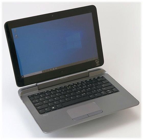 "HP Pro x2 612 G1 Core i5-4202Y @ 1,6 GHz 8GB 256GB SSD Win 10 Pro 12,5"" B-Ware"