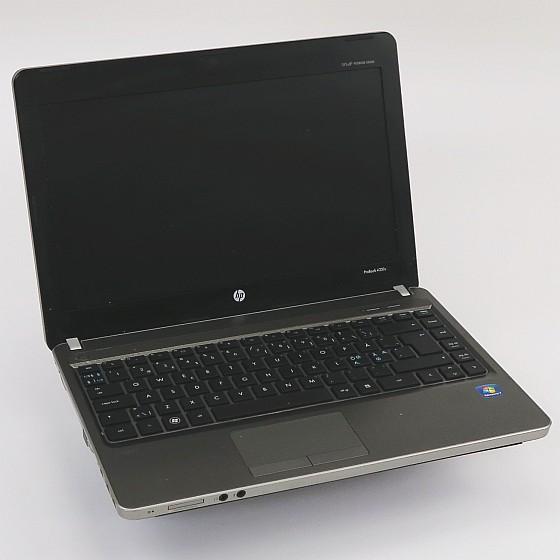 HP ProBook 4330s Celeron DC 1,6GHz 4GB Webcam (o. NT/HDD Akku def.) norw. B-Ware