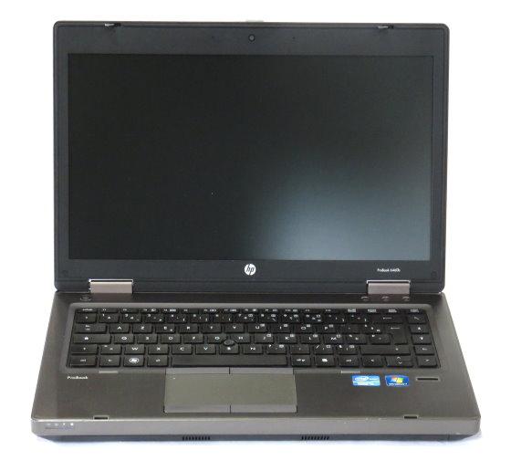 HP ProBook 6460b Core i5 2520M @ 2,5GHz 4GB 500GB DVD±RW (Akku defekt) B-Ware
