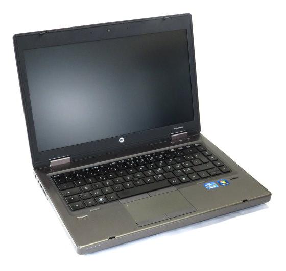 HP ProBook 6460b Core i5 2520M @ 2,5GHz 8GB 320GB Webcam GPS eSATA DVD±RW C-Ware