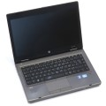 HP ProBook 6470b Core i5 3210M @ 2,5GHz 4GB 320GB DVD±RW Webcam norwegisch