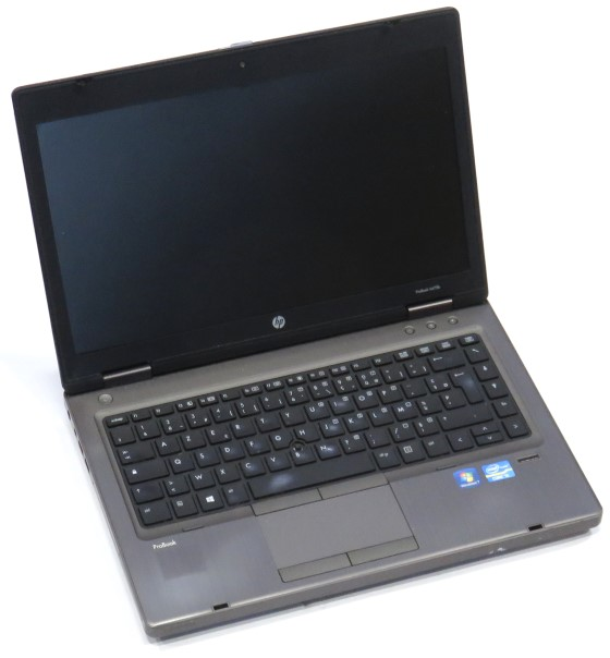 HP ProBook 6470b Core i5 3210M @ 2,5GHz 4GB 320GB DVD±RW Webcam norwegisch