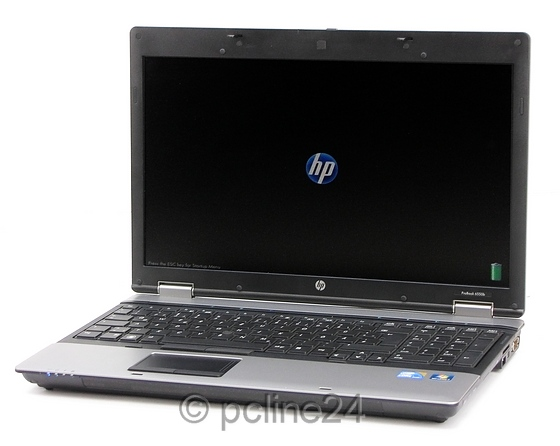"15,6"" HP ProBook 6550b Core i7 740QM @ 1,73GHz 8GB 128GB SSD Webcam UMTS B-Ware"