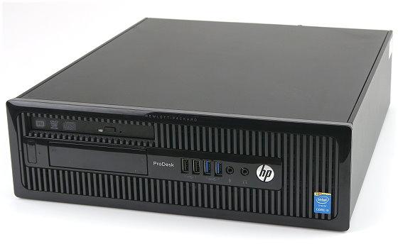 HP ProDesk 400 G1 SFF Core i3 4160 @ 3,6GHz 4GB 250GB DVD±RW 2x USB 3.0