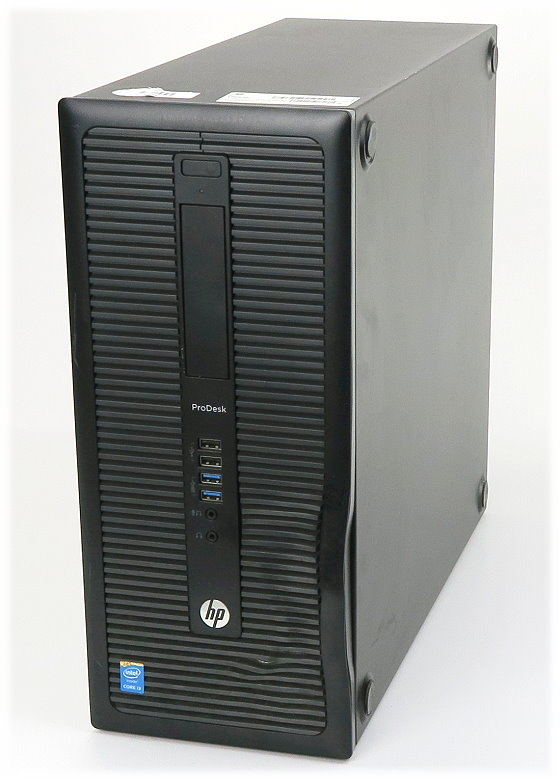 HP ProDesk 600 G1 CMT Core i3 4360 @ 3,7GHz 4GB 500GB Tower Computer B-Ware