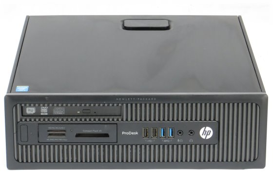 HP ProDesk 600 G1 Quad Core i5 4570 @ 3,2GHz 8GB 500GB DVD±RW 4x usb 3.0 SFF