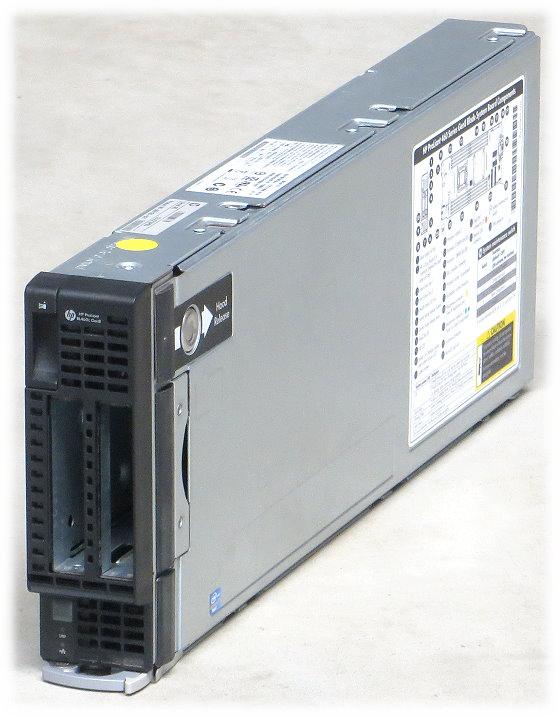 HP ProLiant BL460c G8 Xeon Hexa Core E5-2640 @ 2,5GHz 32GB Blade Server