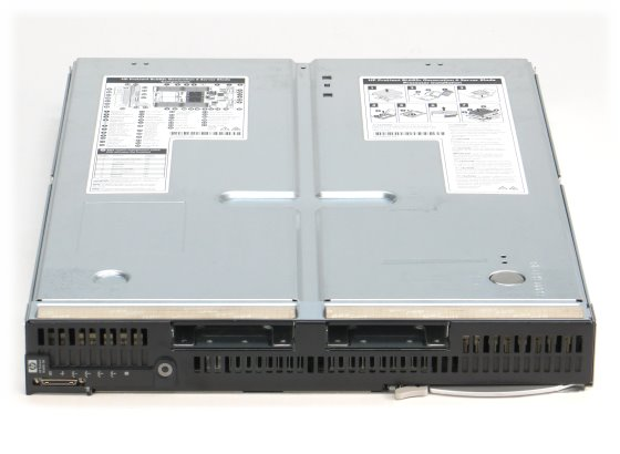 HP ProLiant BL685c G6 4x Opteron Six-Core 8431 @ 2,4GHz 256GB RAID P400i SAS/512MB