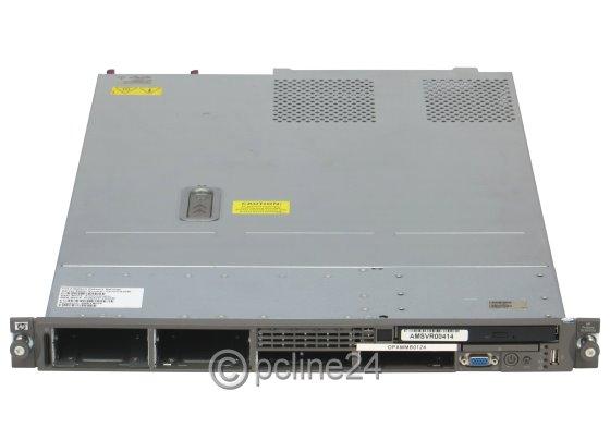 HP ProLiant DL360 G5 2x Xeon Dual Core 5160 @ 3GHz 16GB Smart Array P400i SAS / 512MB