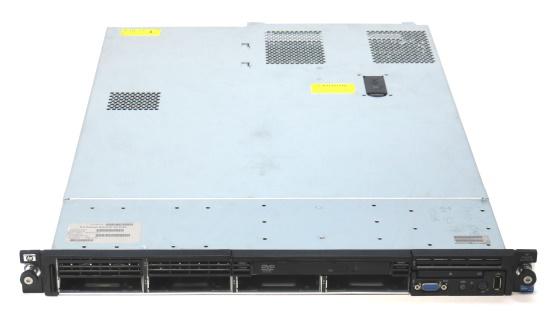 HP ProLiant DL360 G6 2x Xeon Quad E5540 @ 2,53GHz 12GB Smart Array P410i 2x 750W 1HE