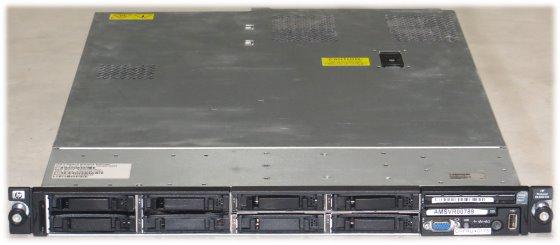 HP ProLiant DL360 G6 2x Xeon Quad Core X5570 @ 2,93GHz 24GB P410i SAS Server