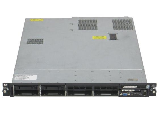 HP ProLiant DL360 G6 2x Xeon Quad Core X5570 2,93GHz 12GB P410i SAS /512MB 2xPSU