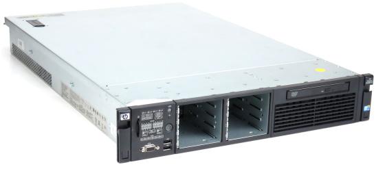 HP ProLiant DL380 G6 2x Xeon Quad Core E5520 @ 2,26GHz 8GB P410i SAS Server