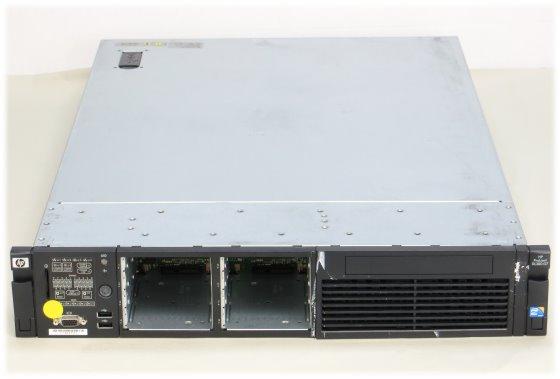 HP ProLiant DL380 G7 2x Xeon Quad Core E5620 @ 2,4GHz 96GB Smart Array P410i