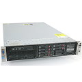 HP ProLiant DL380p G8 2x Xeon Octa Core E5-2650 @ 2GHz 64GB 6x 300GB 2x PSU 750W