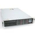 HP ProLiant DL380p G8 2x Xeon Quad Core E5-2609 @ 2,4GHz 36GB 6x 1TB 2x 300GB