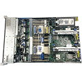 HP ProLiant DL380p G8 Server Barebone 2x FCLGA2011 2x Kühler P420i 2x PSU ohne Lüfter