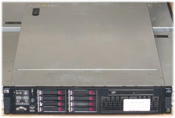 HP ProLiant DL385 G5p 2x Opteron Quad Core 2372 @ 2,1GHz 32GB 8x 146GB Server