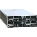 HP ProLiant S6500 Server mit 4x Blade SL390s G7 8x Xeon QC X5687 128GB 4x PSU