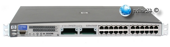HP Procurve 2524 24-Port Switch 10/100 J4813A Fast Ethernet