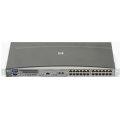 HP Procurve 2524 J4813A 24-port Managed Switch + J4116A + J4131B