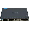 HP Procurve 2810-48G Managed Switch J9022A 48x GbE Gigabit + 4x SFP