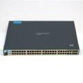 HP Procurve 2810-48G Managed Switch J9022A 48x GbE + 4x SFP 19 Zoll Rack