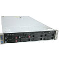HP Proliant DL380e G8 2x Xeon Quad Core E5 2407 @ 2,2GHz 32GB 3x 500GB 2x 460W