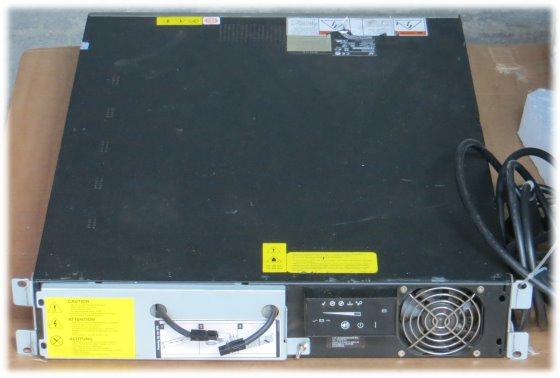"""HP R/T3000I UPS USV 3300VA 3000 Watt im 19"""" Rack ohne Frontblende 637301-003"""