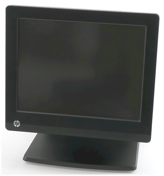 "HP RP7-7800 POS Kassensystem 15"" Touchscreen Intel G540 2x 2,5GHz 2GB 320GB"