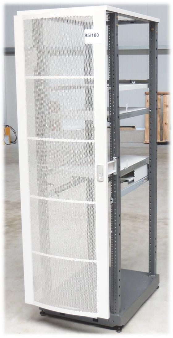 HP Rack A4902A Serverschrank 40HE mit Zwischenböden ohne Schlüssel