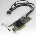 HP SAS9217-4i4e PCIe x8 RAID SAS 6G / SATA 3 6Gb/s inkl. Adapter Kabel
