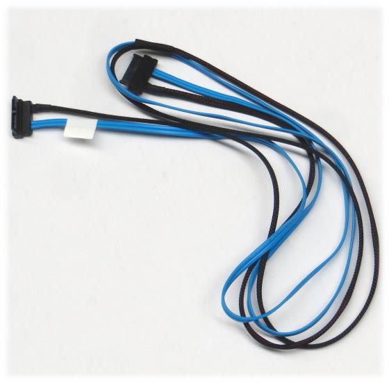HP SATA/Power Kabel 1,2m P/N 484355-003