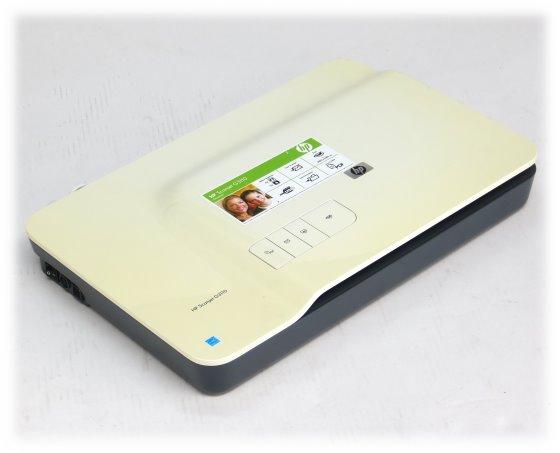 HP ScanJet G3110 Scanner Fotoscanner 4800 x 9600 dpi ohne Netzteil B- Ware