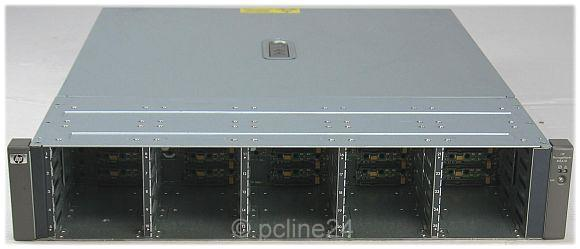 "HP StorageWorks MSA70 SAS/SATA Disk Array für 25x 2,5"" HDD 418800-B21"