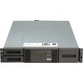 HP StorageWorks MSL2024 AJ034A 1x Ultrium LTO-4 2x FC 4Gb (Passwort unbekannt)