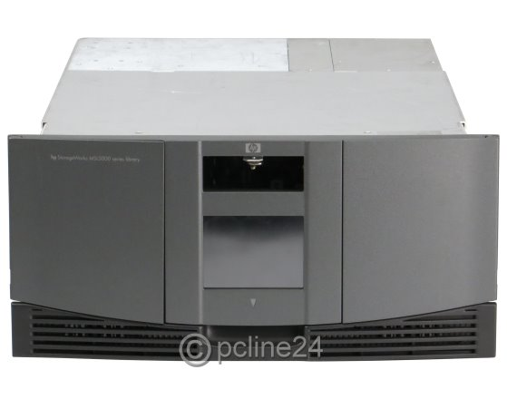"HP StorageWorks MSL5030 Tape Library mit Ultrium LTO1 19"" Rack"
