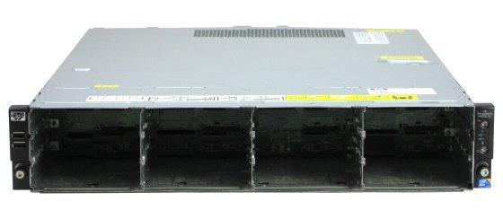 """HP StorageWorks P4500 G2 SAS-Storage 12x 3,5"""" 2x 750W 2HE 616061-001"""