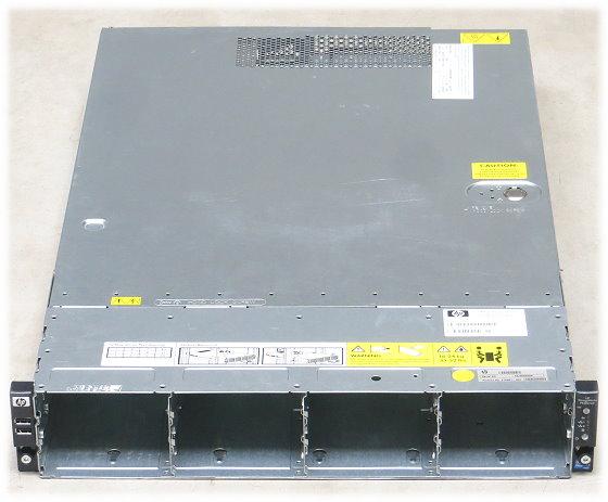 """HP StorageWorks P4500 G2 Data Storage 12x 3,5"""" SAS im 19 Zoll Rack 2HE 2x 750W"""