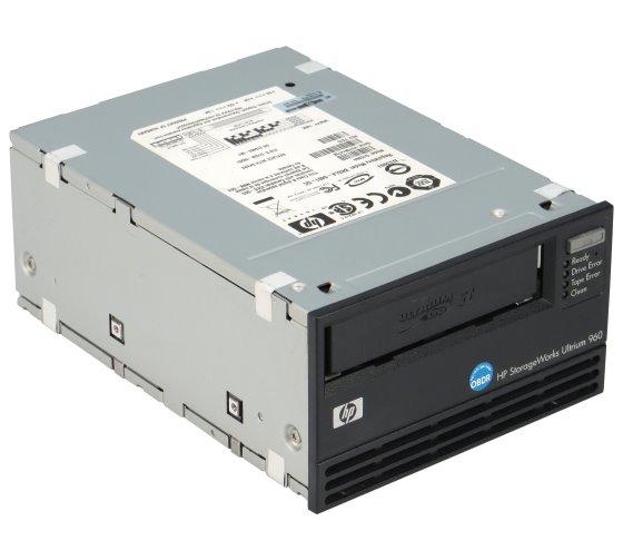 HP StorageWorks Ultrium 960 LTO-3 68 Pin SCSI Q1538A Tape Drive Bandlaufwerk 400GB / 800GB