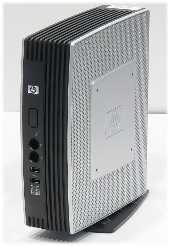 HP Thin Client T5740 Plus Atom N280 @ 1,66GHz 2GB RAM 1GB Flash 1x PCIe Slot 2x RS232
