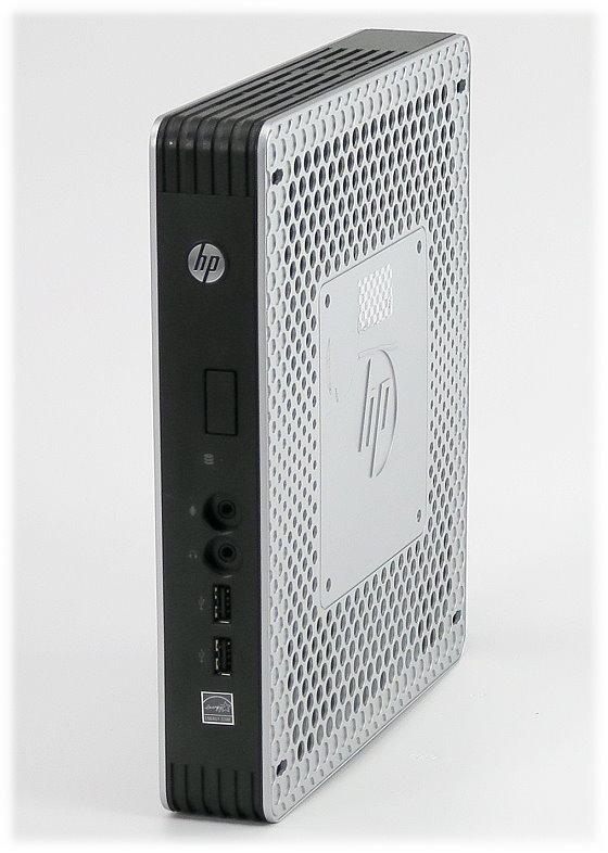 HP Thin Client T610 AMD G-T56N @ 1,65GHz 2GB 2GB IDE ohne Betriebssystem ohne Fuß
