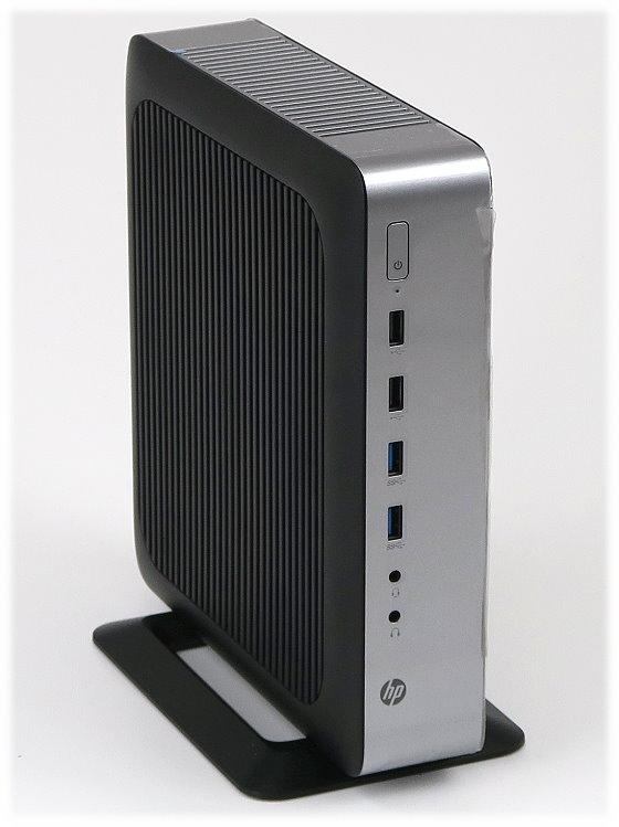 HP Thin Client T730 AMD RX 427BB @ 4x 2,7GHz 8GB WLAN Bluetooth 4x DisplayPort