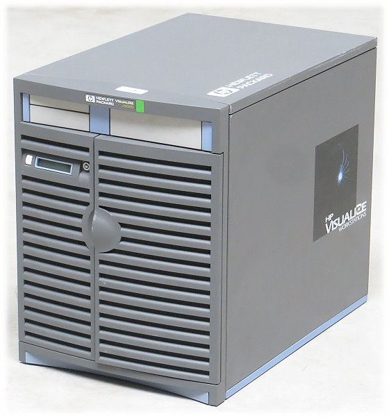 HP Visualize J5000 2x PA RISC 440MHz 4GB ohne HDD Workstation B-Ware