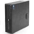 HP Z200 SFF Xeon Quad Core X3430 @ 2,4GHz 4GB 320GB DVD Quadro NVS 295