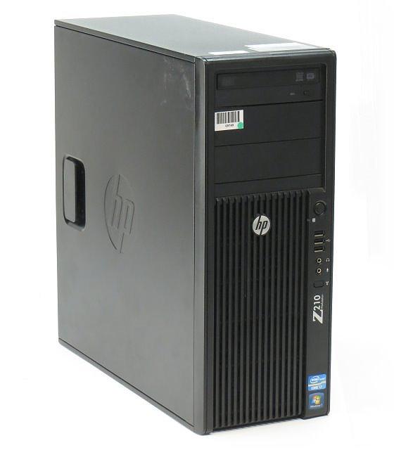 HP Z210 Xeon Quad Core E3-1230 @ 3,2GHz 4GB 500GB DVD±RW Quadro 600/1GB Workstation
