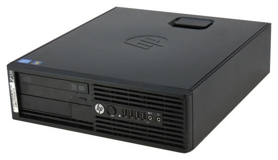 HP Z220 SFF Xeon E3-1240 V2 @ 3,4GHz 8GB 500GB DVD±RW NVS 310 SFF B-Ware