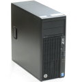 HP Z230 Xeon Quad Core E3-1280 v3 @ 3,6GHz 32GB 256GB SSD Quadro K2000 B-Ware